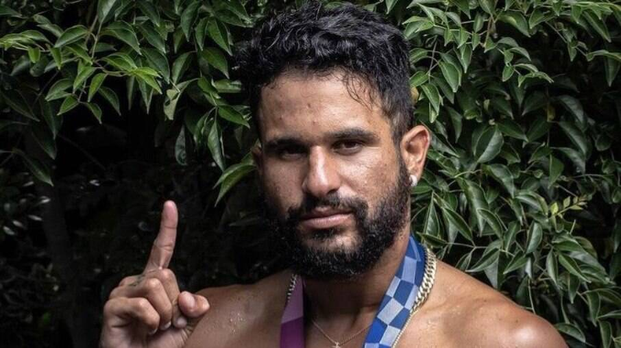 Ítalo Ferreira, medalhista olímpico