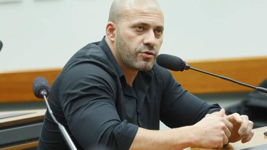 Deputado federal Daniel Silveira