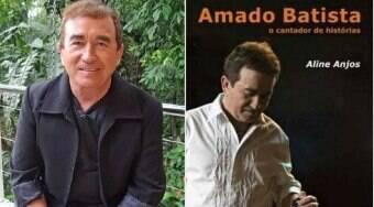 Autora de biografia pede R$ 100 mil a Amado Batista e editora