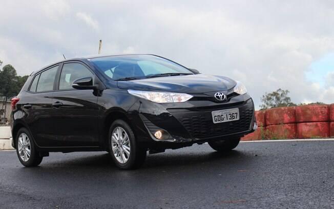 Toyota Yaris 1.3 CVT: modelo chega com grandes expectativas para a marca japonesa