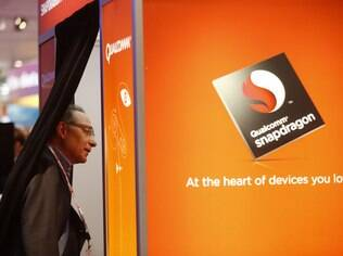 Qualcomm é uma das principais fabricantes de chips para smartphones do mundo
