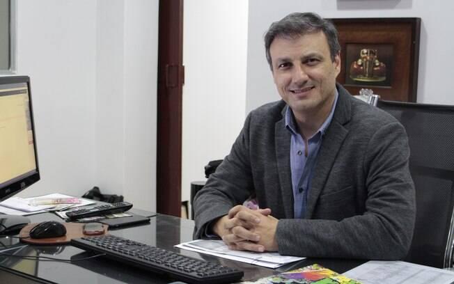 O empreendedor Mahmoud El Orra comanda a Pillowtex, a Zona Criativa e a Crazy4Cups