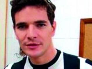 No coração. O ator Daniel de Oliveira é frequentemente visto em partidas do Galo