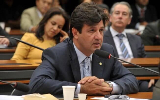 O ministro da Saúde, Luiz Henrique Mandetta, falou sobre o fim do percentual obrigatório de gastos com a pasta