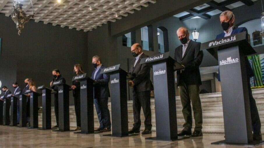 Doria deve fazer nova reclassificação do Plano São Paulo