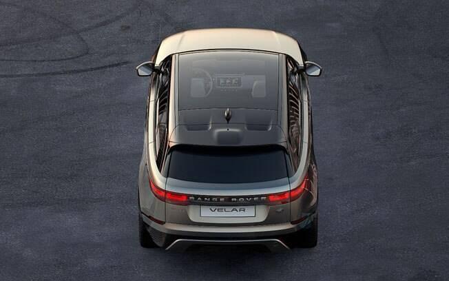 Combinando SUV com cupê, Range Rover Velar será opção para quem quer mais espaço do que o Evoque