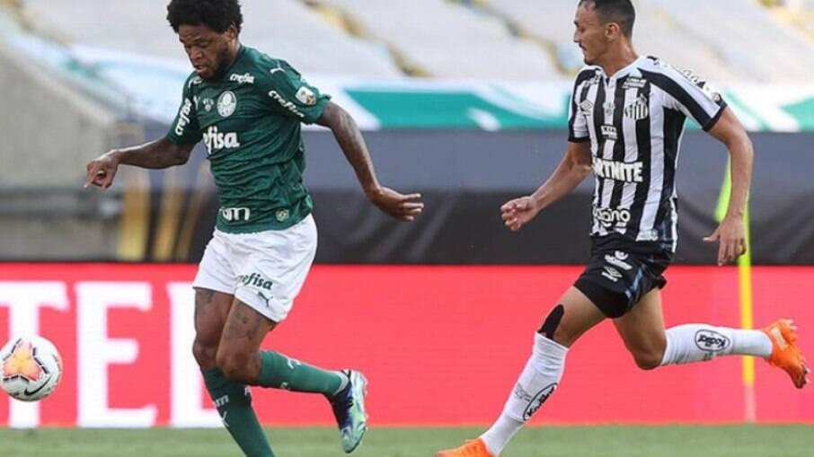 Palmeiras e Santos voltam a se enfrentar após final da Libertadores
