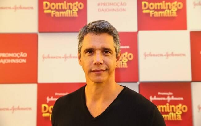 Márcio Garcia nega ter qualquer envolvimento com o sócio da empresa que o está intimando