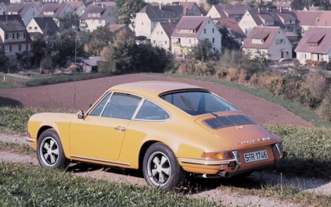 Porsche 718 T faz tributo ao emblemático 911 T, objeto de desejo no fim dos anos 60