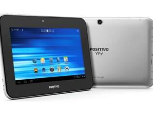 Novo tablet da Positivo, Ypy L700 custa R$ 479 e tem 4 GB de memória interna