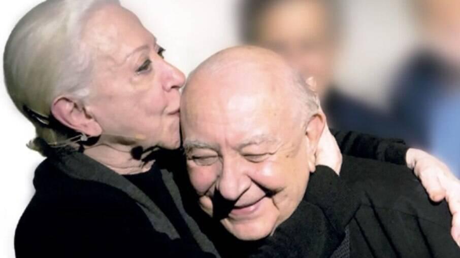 Fernanda Montenegro e Sérgio Mamberti