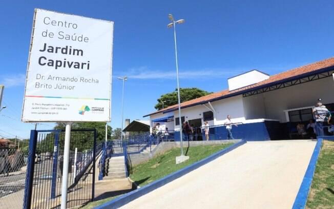 Três Centros de Saúde deixam de ser exclusivos covid na segunda em Campinas