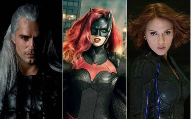 Comic Con começa nesta quinta-feira (18) com diversas promessas de novidades na cultura pop