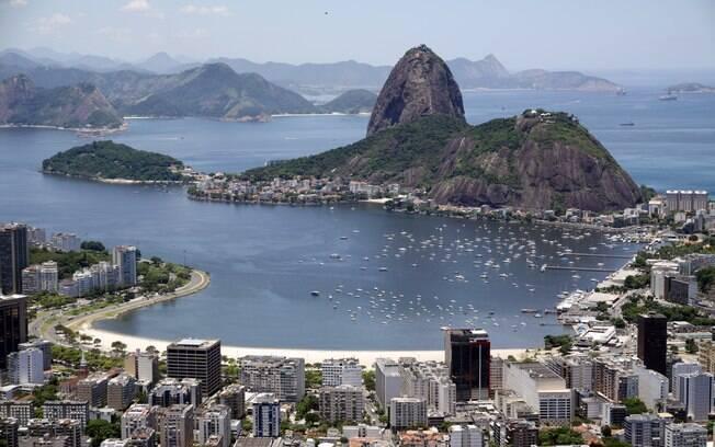 Pão de Açúcar está na lista dos pontos turísticos do Rio de Janeiro