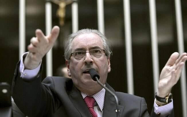 Presidente da Câmara, Eduardo Cunha, é réu em inquérito da Operação Lava Jato