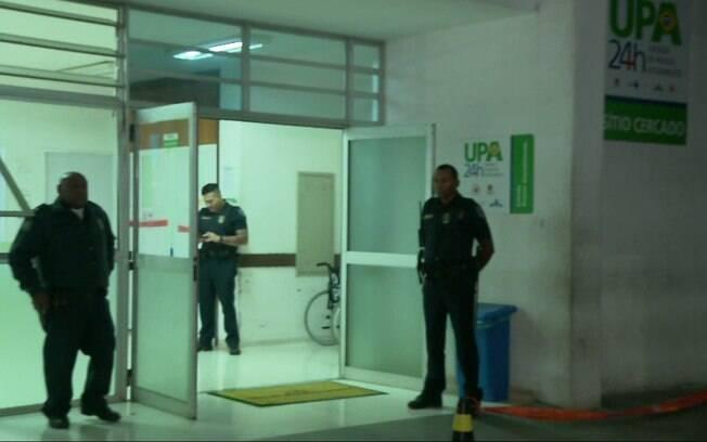 Unidade de Pronto Atendimento (UPA) que aconteceu o incidente