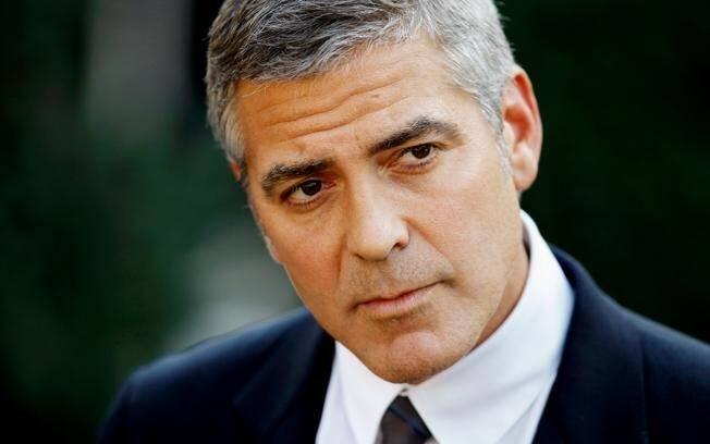 George Clooney diz que não leva numa boa as críticas