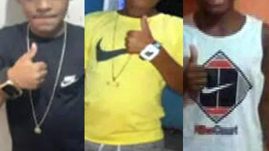 Meninos desaparecidos em Belford Roxo