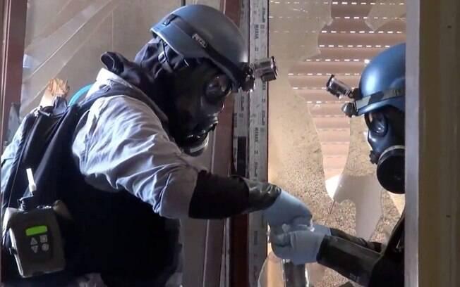 Saiba mais sobre as armas químicas da Síria; Irã ajudou a produzir arsenal