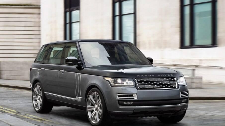 Range Rover sempre foi sinônimo de sofisticação e ganhou identidade própria