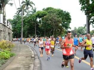 Competidores percorrerão 17,8 km em torno da Lagoa da Pampulha