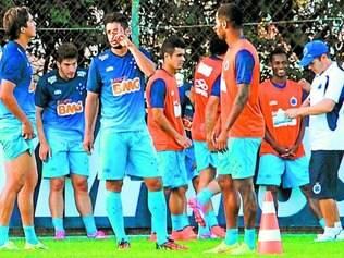Preparados. Com um grupo qualificado e ciente da necessidade de aproveitar bem as datas dedicadas aos treinamentos, Cruzeiro está pronto para enfrentar uma sequência pesada de jogos em 2014