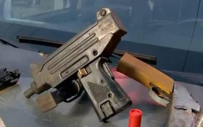 PM apreendeu pelo menos 17 armas