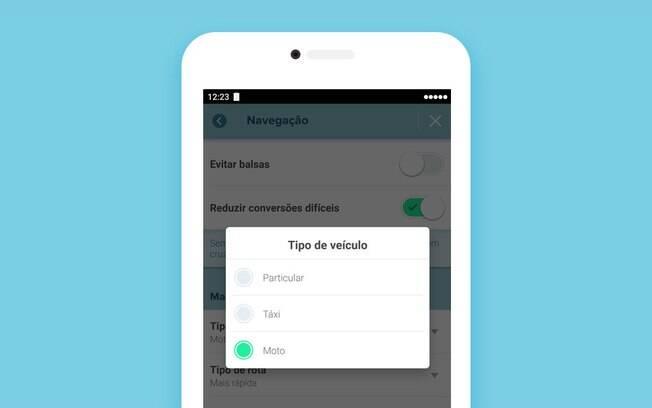 Modo do Waze para motocicletas oferece estimativas de tempo de chegada com mais precisão