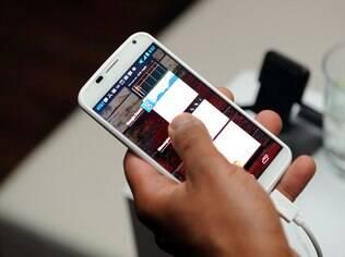 Smartphones ganham popularidade no Brasil
