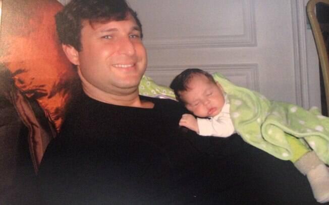 Dikran Djrdjan tem direito à guarda da filha desde março deste ano