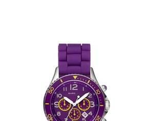 Completo: Para se situar no tempo e marcar seu estilo, conte com o relógio Marc Jacobs. Onde: timecenter.com.br. Quanto: R$ 961,90