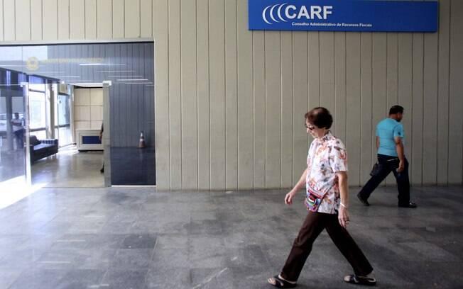 Réus na Justiça são acusados de terem cometido fraudes no Carf (Conselho Administrativo de Recursos Fiscais)