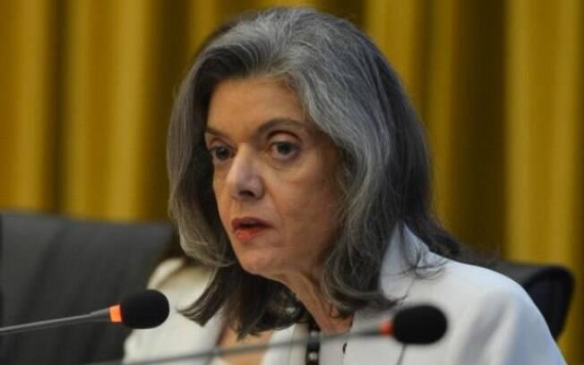 Carmen Lúcia disse que a Justiça mais do que nunca  tem um papel de pacificador da sociedade