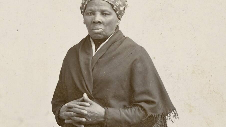 Ativista negra norte-americana, Harriet Tubman será incluída na nota de US$20