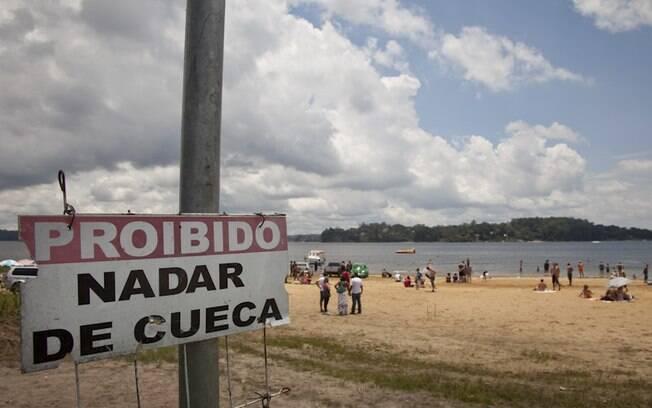 A Represa de Guarapiranga é outro bom lugar para você desfrutar de diversas atividades de verão e resistir ao calor