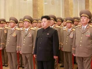 Líder norte-coreano, Kim Jong-un, ordenou que o exército se prepare para o combate