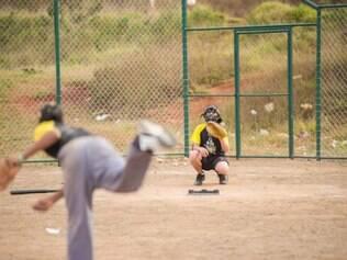 Evento visa à atração de jovens para a prática de beisebol