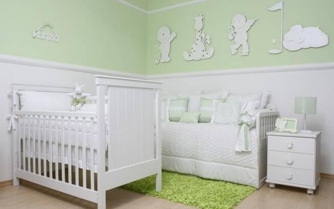90 ideias para decorar quartos de bebês e crianças  Decoração  iG