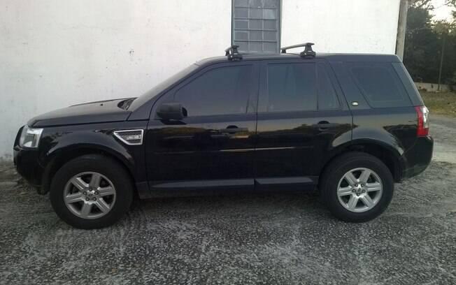 Land Rover que havia sido roubada próximo do Rodoanel Mário Covas foi devolvida ao proprietário no mesmo dia