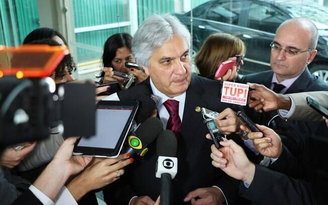 Delcídio do Amaral mencionou em sua delação premiada Dilma Rousseff e ex-presidente Lula