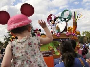 Curta a Disney com os pequenos