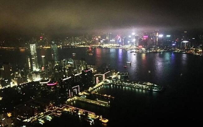Hong Kong é um dos destinos mais procurados da Ásia