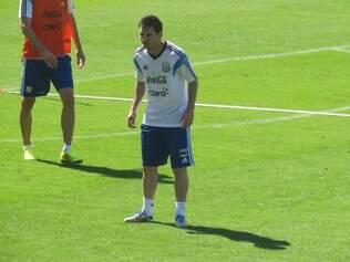 Messi segue sendo a principal esperança da Argentina para a Copa do Mundo