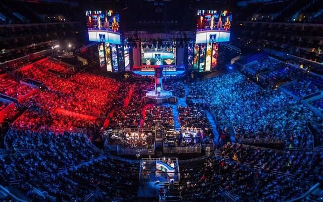 Grandiosidade do Campeonato Mundial de League of Legends (LoL) mostra o tamanho da importância do evento para os fãs do e-Sport