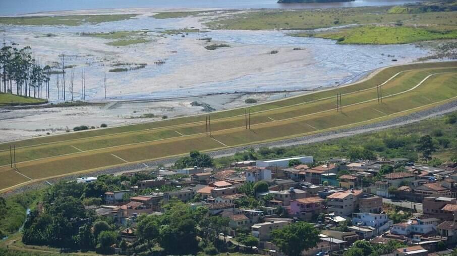 Vale retira nível de emergência em barragem em Itabira