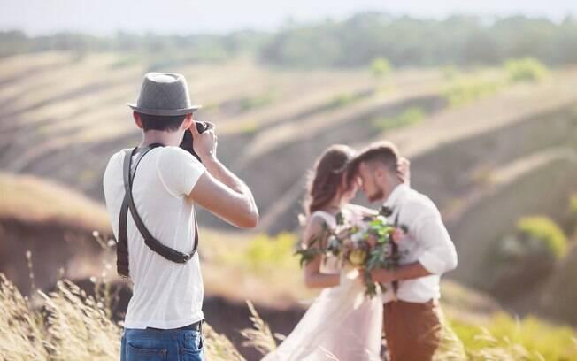 A noiva argumenta que as fotos não serão mais necessárias caso o casal se separe