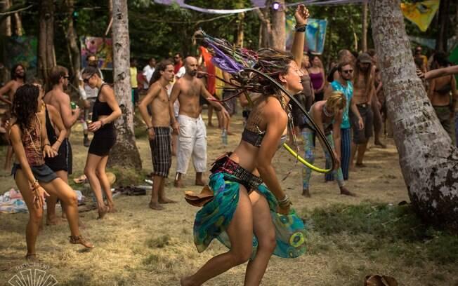 Imagem de divulgação do festival de música