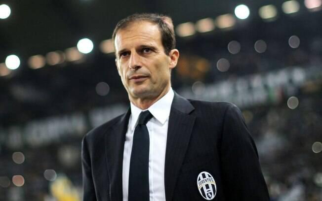 Eleito para o Hall da Fama, Massimiliano Allegri está no comando da Juventus desde julho de 2014