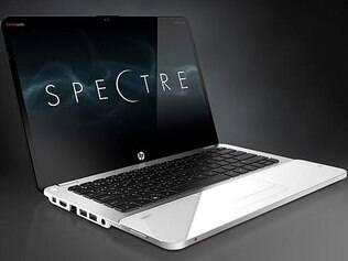 Spectre Envy 14 possui 20 milímetros de espessura e pesa 1,6 quilo