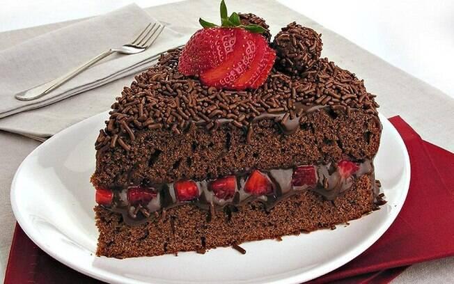 Receitas de bolo de brigadeiro para experimentar a qualquer momento
